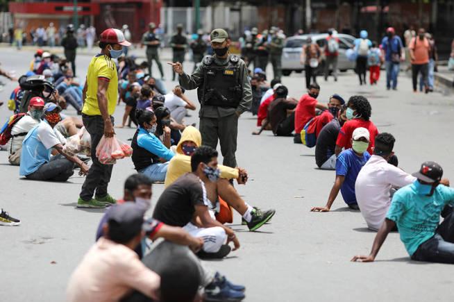 Covid-19 Caracas