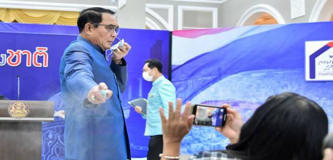 Primer ministro tailandés