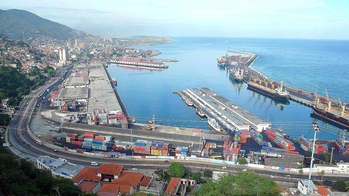puerto, puerto de la guaira